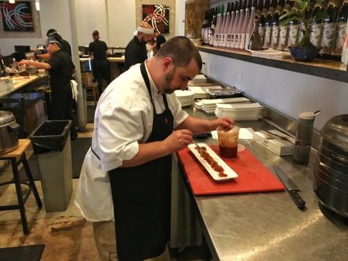 Chef Anthony Pascale, Saiko Sake & Sushi