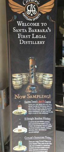 Santa Barbara Cutler's Distillery