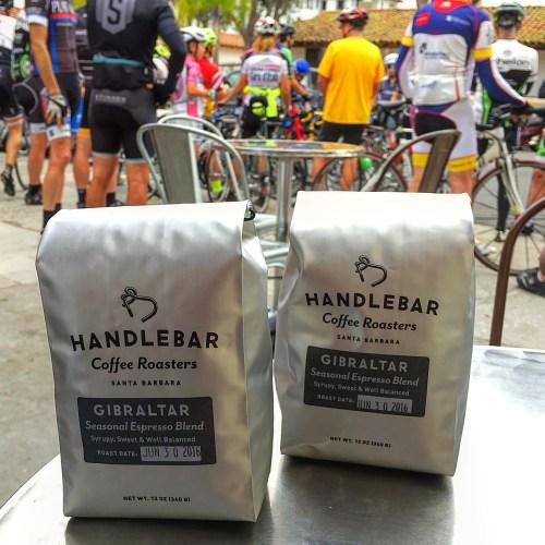 Santa Barbara Handlebar coffe