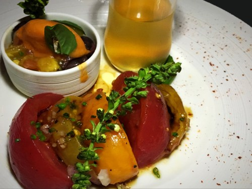 Ponsaty's heirloom tomatoes