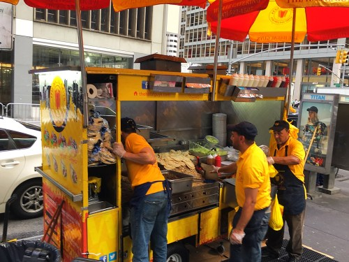 halal guys new york city