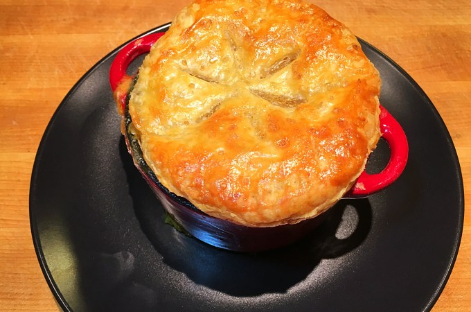 lobster pot pie recipe