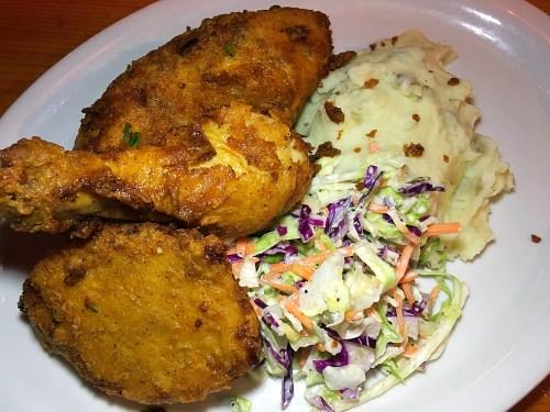 encontro north park fried chicken