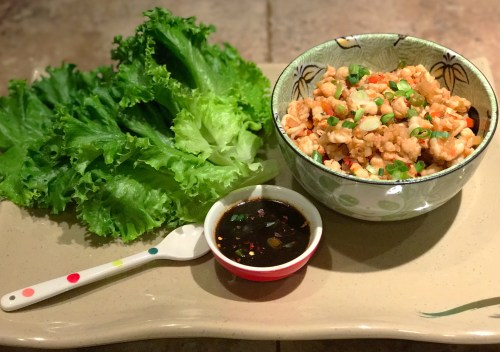 Shrimp Lettuce Wrap Recipe