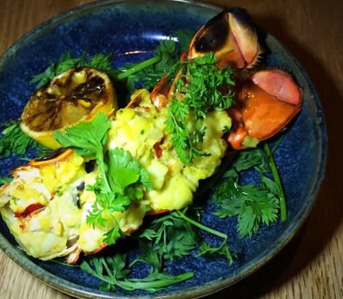 Lobster Masala The Hake