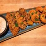 Louisiana Style Fried Seafood