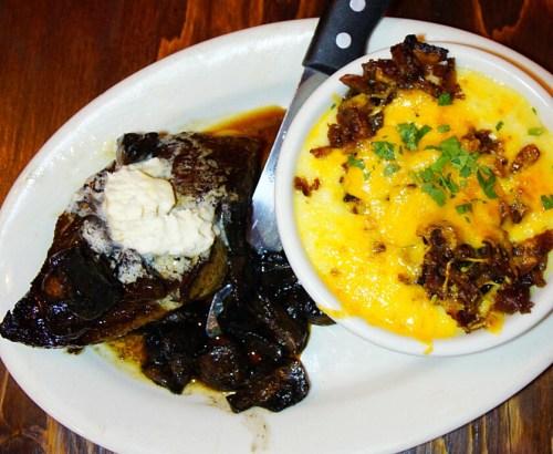 Flying Pig Pub and Kitchen culotte steak