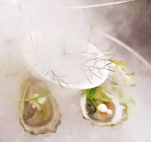 Patrick Ponsaty oysters