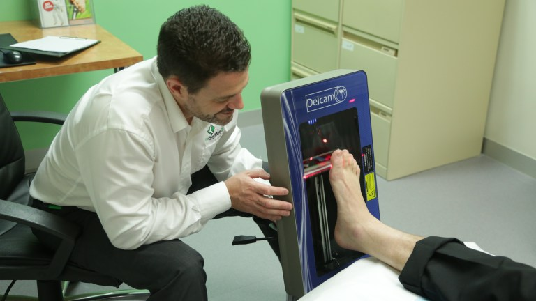 Full-Custom Made Orthotic Therapy