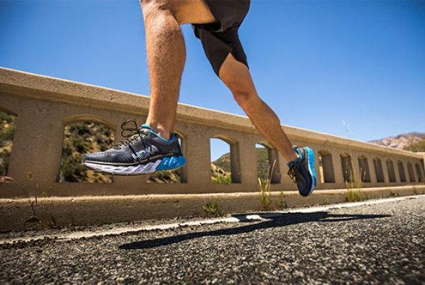 Arahi 2 Model - Hoka One One Footwear Range
