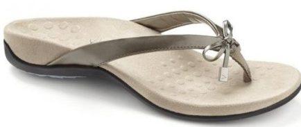 Vionic Bella Pewter 2 540x540 e1524105050654 - Vionic Footwear Range