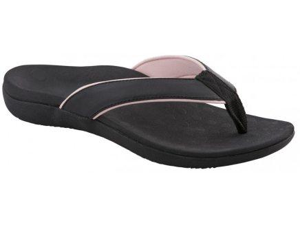 sonoma ii black - Orthoheel Footwear Range