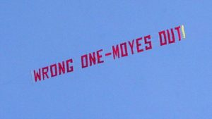 Wrong One - Moyes Out