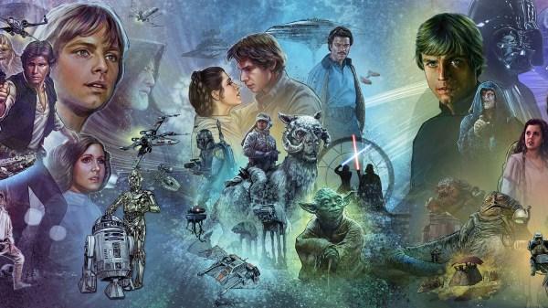 Lucasfilm Unveils Massive Mural Star