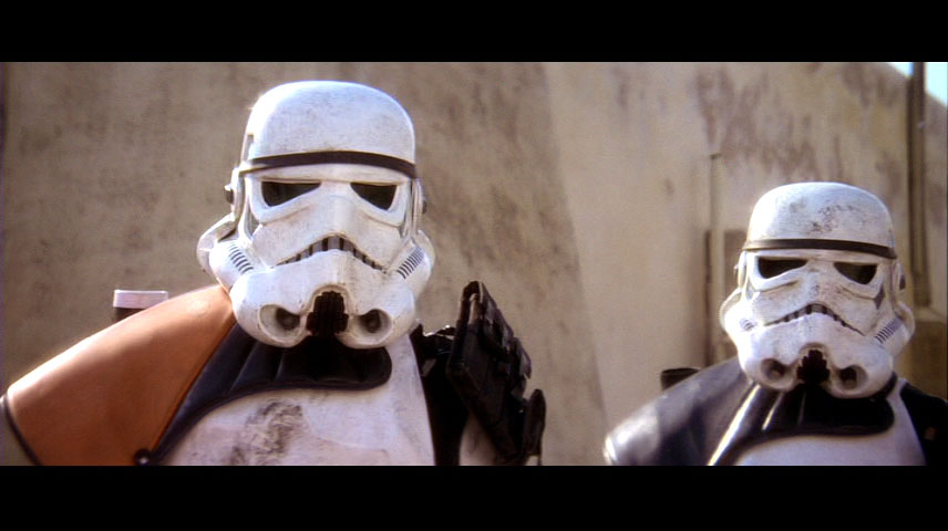 Storm Troopers on Tatooine