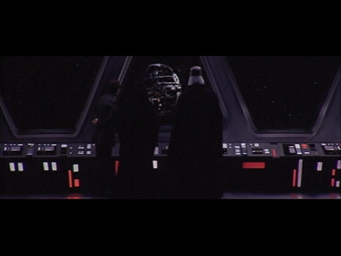 Clone Wars Wallpaper Hd Star Wars Death Stars Construction Amp Destruction