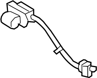 Ford Mustang Engine Cooling Fan Resistor. 4.0 LITER. 4.6