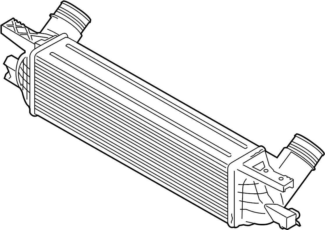 Ford Mustang Intercooler. LITER, Engine, Acceleration
