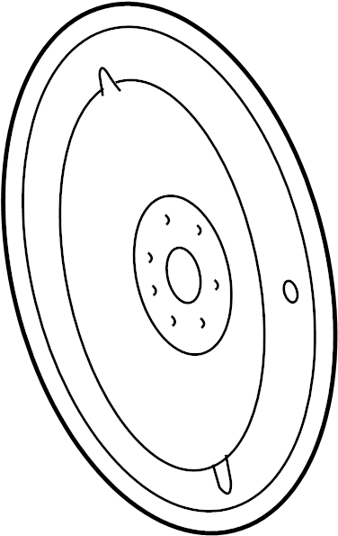 Ford F-450 Super Duty Automatic Transmission Flexplate