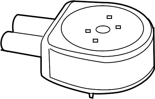 Ford Escape Engine Oil Cooler. LITER, Heat, Cooling