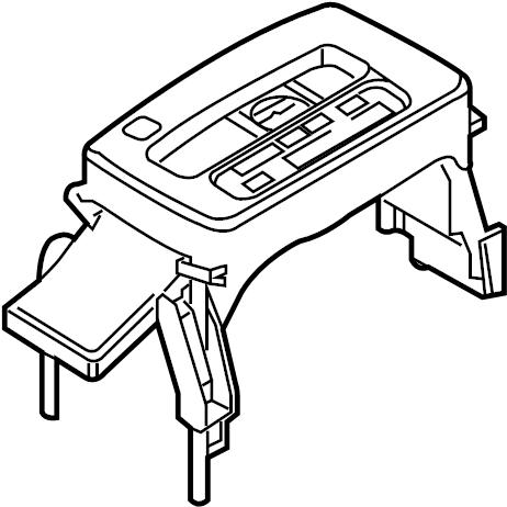 Mercury Milan Automatic Transmission Shift Indicator