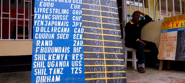 The East African Community is in the process of planning a monetary union