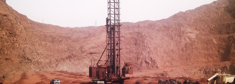 Mali hopes to develop the wealth of resources in the Taoudeni basin.