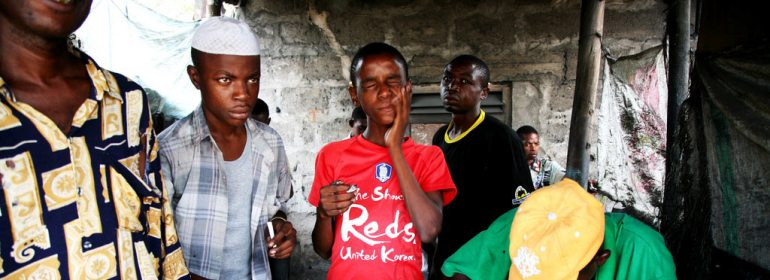 Doctors of the World has launched a harm reduction project with Tanzanian institutions and the local community at the start of 2010.