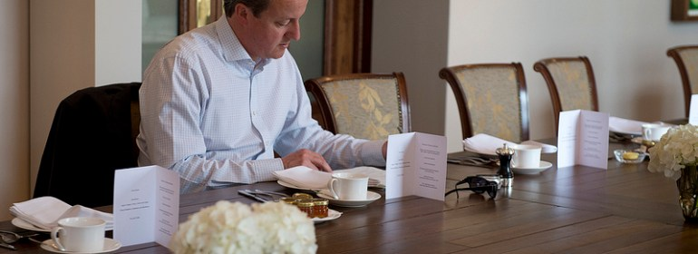 UK Prime Minister David Cameron had been keen to discuss tax avoidance at the G8 summit in Northern Ireland