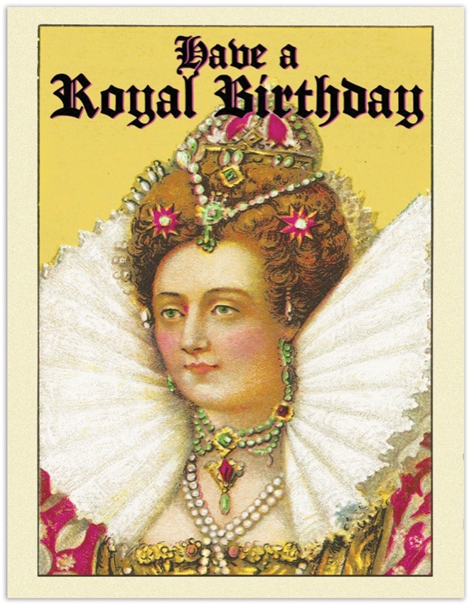 The Found Royal Birthday