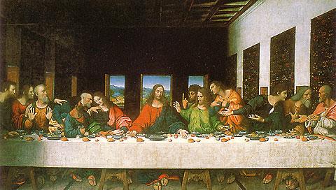 Jesus' Last Supper