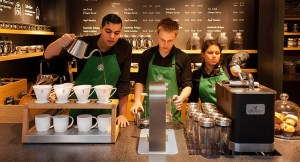 Starbucks – The Expresso Fights Back