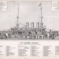 Spaceship Cutaway Diagram 1994 Jeep Cherokee Sport Radio Wiring The Ship Model Forum  View Topic German Imperial Navy