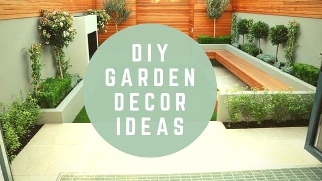 Budget Friendly Diy Garden Decor Ideas Outdoor Garden Decor