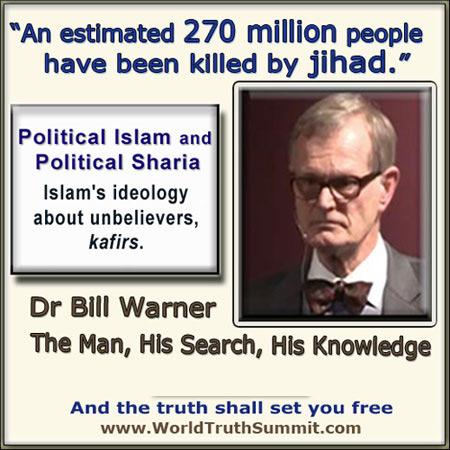 Bill Warner - Political Islam, Persecution of Infidels Kafirs