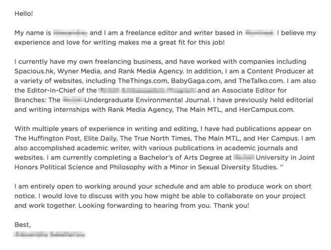 Written Resumes And Cover Letters 22 Letter Sles A