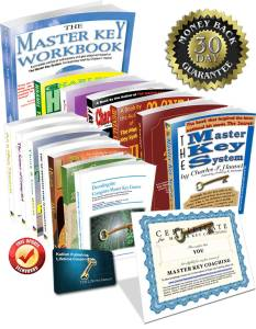 Charles F. Haanel's Complete Master Key Course - Unlock Now!