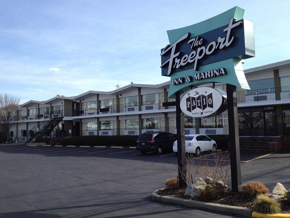 The Freeport Inn  Marina
