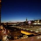 Edinburgh CItyScape at night