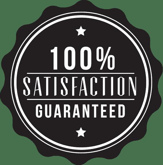 100% Student Satisfaction Badge