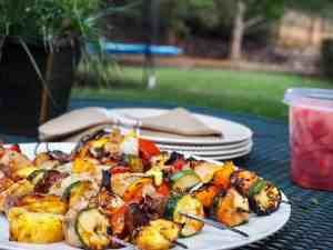 Summertime Shish Kebabs