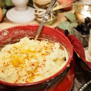 Creamy Mashed Potatoes | www.thefreshcooky.com