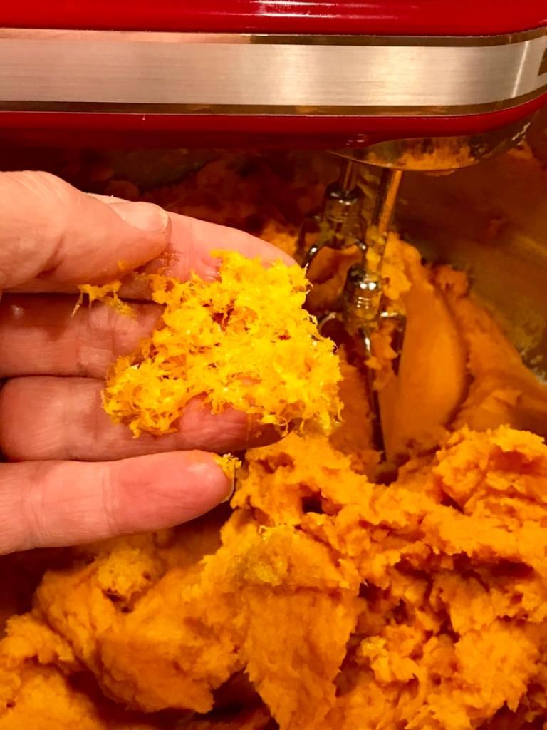 Zest | Thanksgiving Praline Yams
