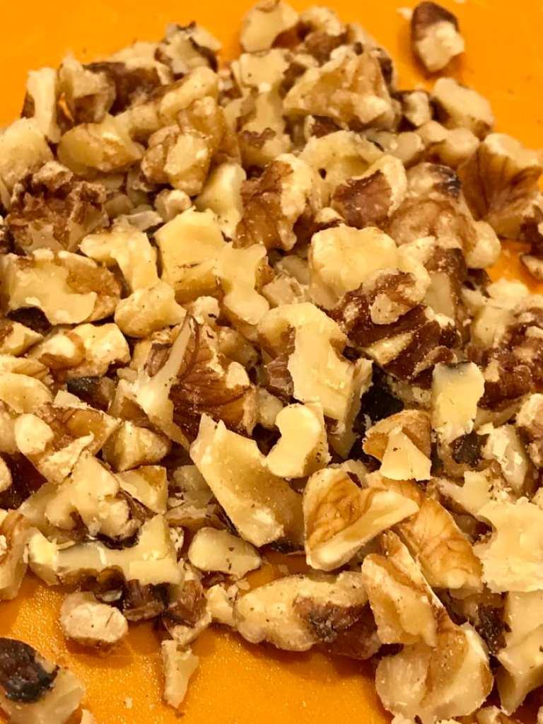 Chopped Walnuts | Cranberry Relish