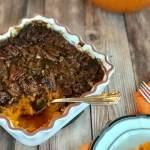 Thanksgiving Praline Yams (Sweet Potatoes)