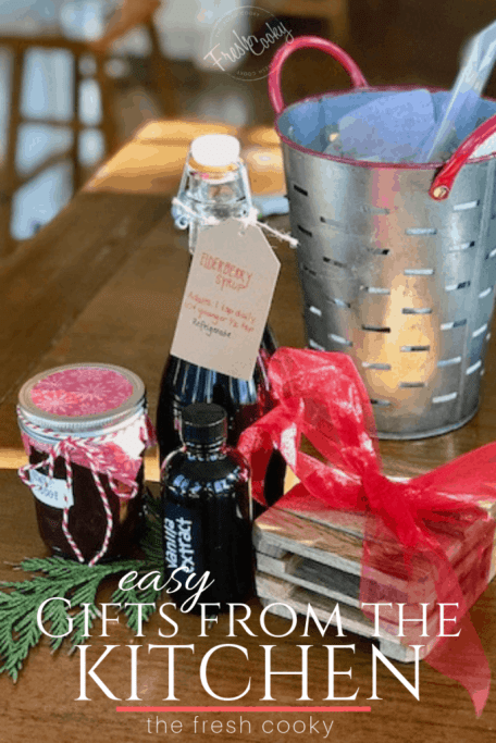 Gifts from the Kitchen | www.thefreshcooky.com