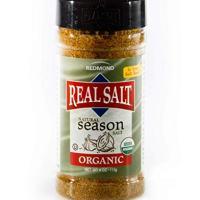 Redmond Real Salt, Sea Salt Shaker Organic, 4.75 Ounce