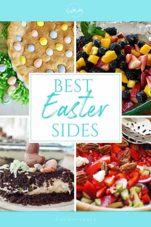 Best Easter Sides | www.thefreshcooky.com