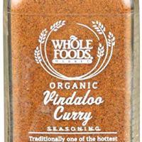 Whole Foods Market, Organic Vindaloo Curry Seasoning, 2.19 Ounce