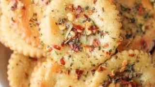 Alabama Firecrackers - Spicy Cracker Recipe